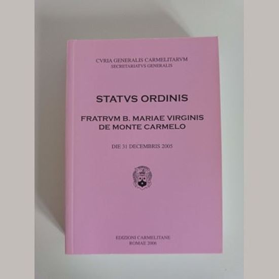 Picture of Statvs Ordinis 2005