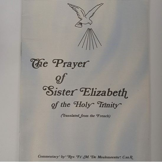 Picture of The prayer of Sister Elisabeth