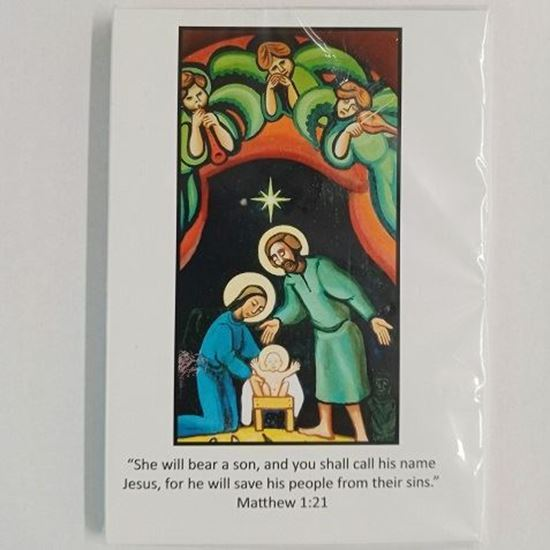 Picture of Christmas card pack K