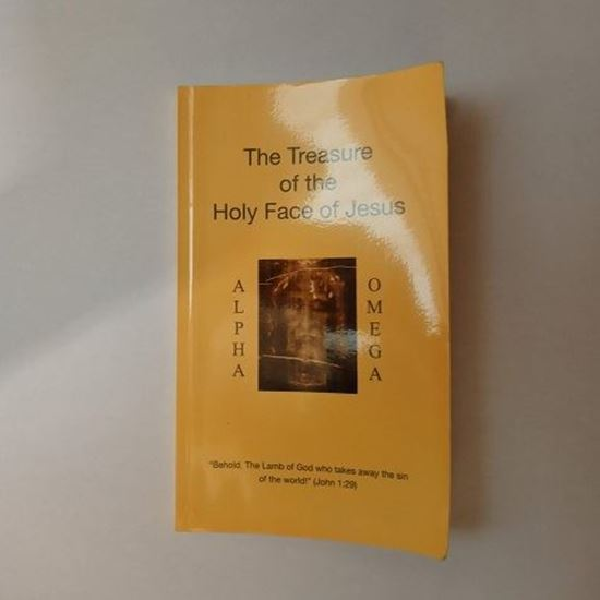 Picture of The treasure of the Holy Face of Jesus