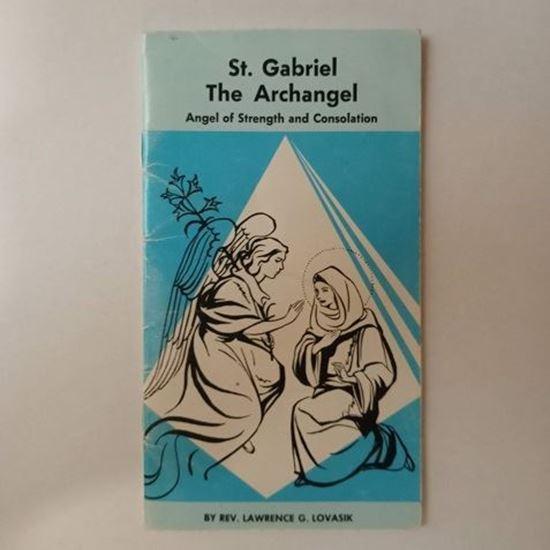 Picture of Saint Gabriel the Archangel