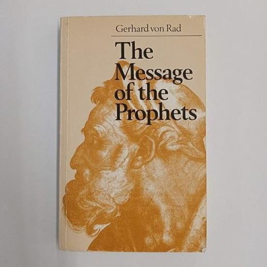 Picture of The message of the Prophets