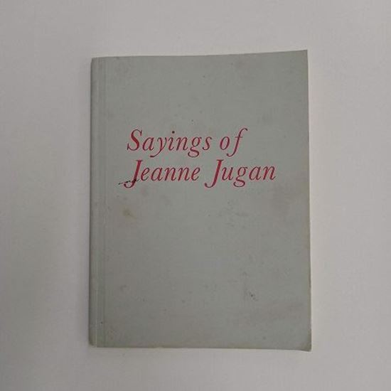 Picture of Sayings of Jeanne Jugan