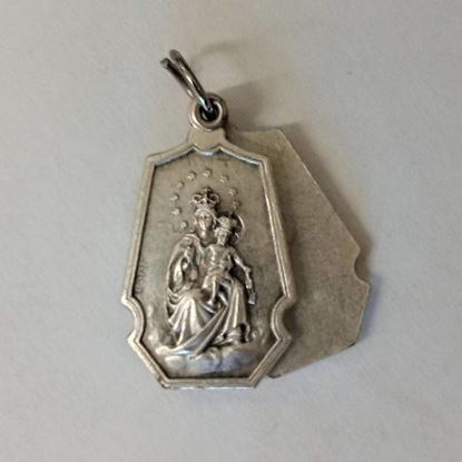 Picture of Medal of Our Lady of Mount Carmel (Slide)