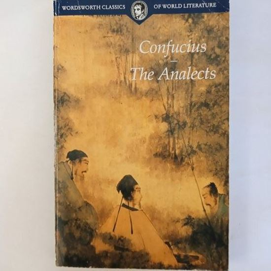 Picture of Confucius- The Analects