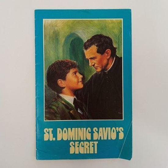 Picture of Saint Dominic Savio's Secret